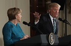 Трамп вручил Меркель крупный счет  за оборону