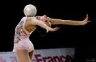 Українські гімнастки завоювали три медалі на Гран-Прі у Франції