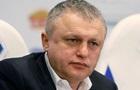 Суркис: Судьбу Реброва будем решать по окончании сезона