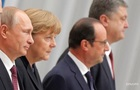 Москва не видит причин для встречи нормандской четверки
