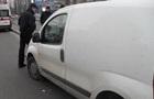 В Киеве водители устроили перестрелку