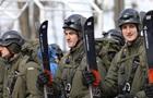 В Нацгвардии создали горно-патрульную роту