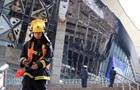 В Китае горел стадион Шанхай Шеньхуа