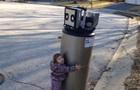 Ребенок принял водонагреватель за робота