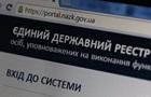 Реєстр е-декларацій відновить роботу 29 березня