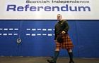 Шотландии отказали в референдуме о независимости