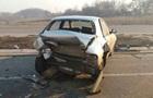 На Полтавщині масштабна аварія із семи авто