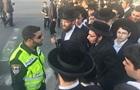 Тысячи евреев-ортодоксов бастовали против призыва
