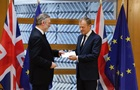 Брюссель отримав заявку Британії на Brexit