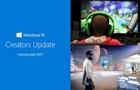Названа дата выхода Windows 10 Creators Update