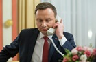Київ закидає РФ дзвінок Дуді від імені Порошенка