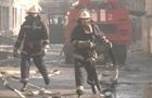 Пожар на велозаводе в Харькове потушен