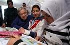 Число беженцев из Сирии превысило 5 млн человек