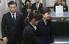 В Южной Корее арестовали отстраненную экс-президента