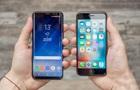 Названа реальная стоимость флагманов Samsung и Apple