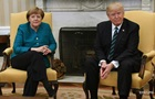 Трамп ще раз пояснив, чому не потиснув руку Меркель