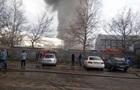Пожар на рынке в Одессе: пострадали шесть человек