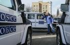 Унаслідок вибуху авто ОБСЄ загинула одна людина