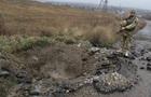 Доба в зоні АТО: один військовий загинув, двоє поранені