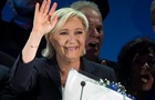 Ле Пен лидирует на выборах президента Франции