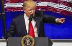 Трамп обвинил СМИ в своих низких рейтингах