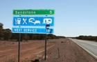В Австралії 12-річний хлопчик намагався на авто перетнути континент
