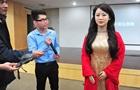 Сексуальная робот-женщина провалила интервью