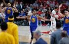 НБА: Голден Стэйт, разгромив Портленд, вышел во второй раунд плей-офф