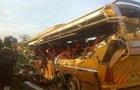 В Кении автобус столкнулся с грузовиком: десятки погибших