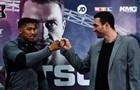 WBA подготовила специальный пояс для боя Кличко - Джошуа