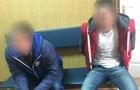 Под Киевом пьяные избили полицейского