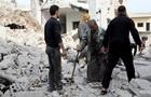 В результате авианалета в Сирии разрушена больница