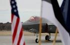 В Эстонию прибыли американские истребители F-35