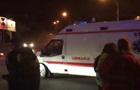 В Киеве неизвестный ранил трех человек