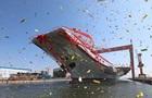 Китай спустив на воду другий авіаносець