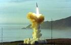 У США випробують міжконтинентальну ядерну ракету