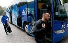 Динамо прибыло в Николаев транзитом через Херсон