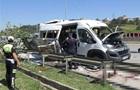 При взрыве автобуса в Стамбуле пострадали пятеро