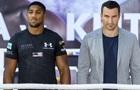 Кличко не имеет права на реванш в случае поражения от Джошуа