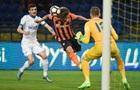 Шахтер - Днепр 1:0 видео гола и обзор матча Кубка Украины