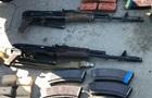 В Николаеве торговали оружием со склада воинской части