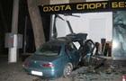 В Одессе пьяный водитель врезался в оружейный магазин