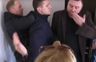 В Сети появилось видео драки с замом мэра Днепра