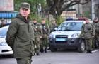 Полиция Донецкой области перешла на усиленный режим службы