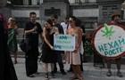 В Киеве хотят провести Конопляный марш