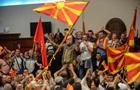 У Македонії атакували опозицію в парламенті