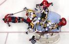 НХЛ: Питтсбург повел в серии с Вашингтоном, Оттава победила Рейнджерс