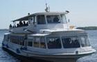 В Запорожье начали работу пассажирские речные катера