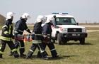 Спасатели провели спецучения для Евровидения