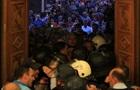Протесты в Македонии. Число пострадавших превысило 100